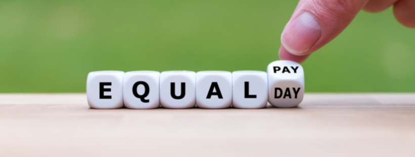 Celebrating Equal Pay Day